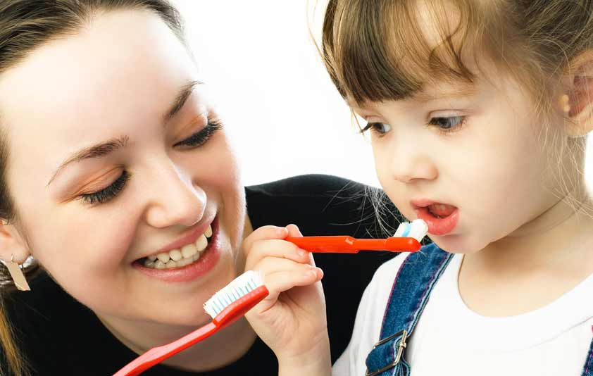 When should I take my child to see the dentist?